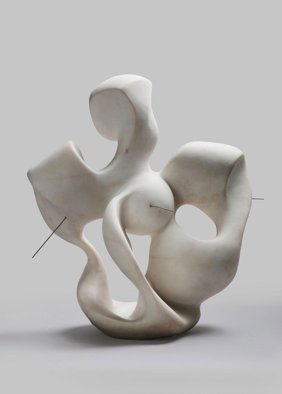 Georges Vantongerloo, <i>Constructions dans une sphère</i>, 1963–1964