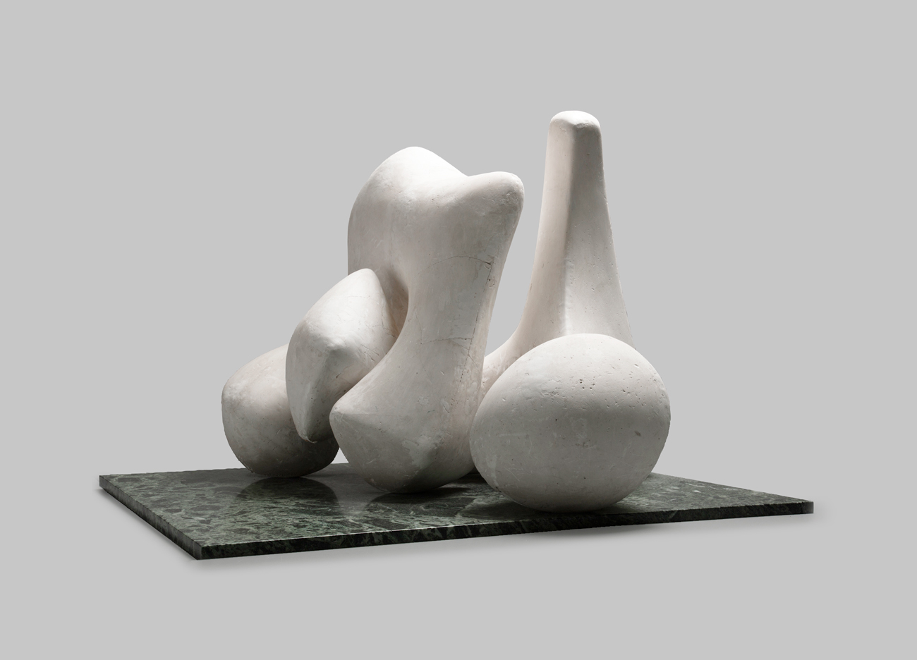 Henry Moore, <i>Two pieces carving interlocking</i>, ca. 1698