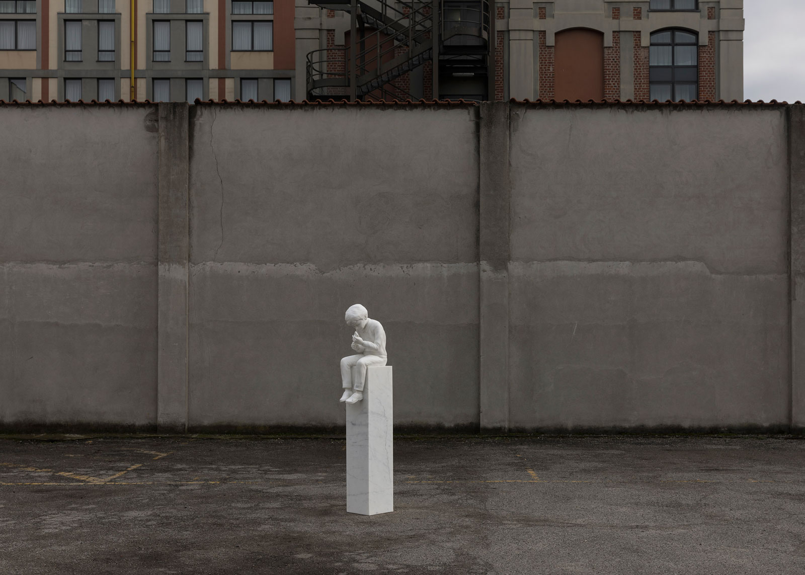 Diego Marcon, <i>Ludwig</i>, 2018. Photo: Nicola Gnesi