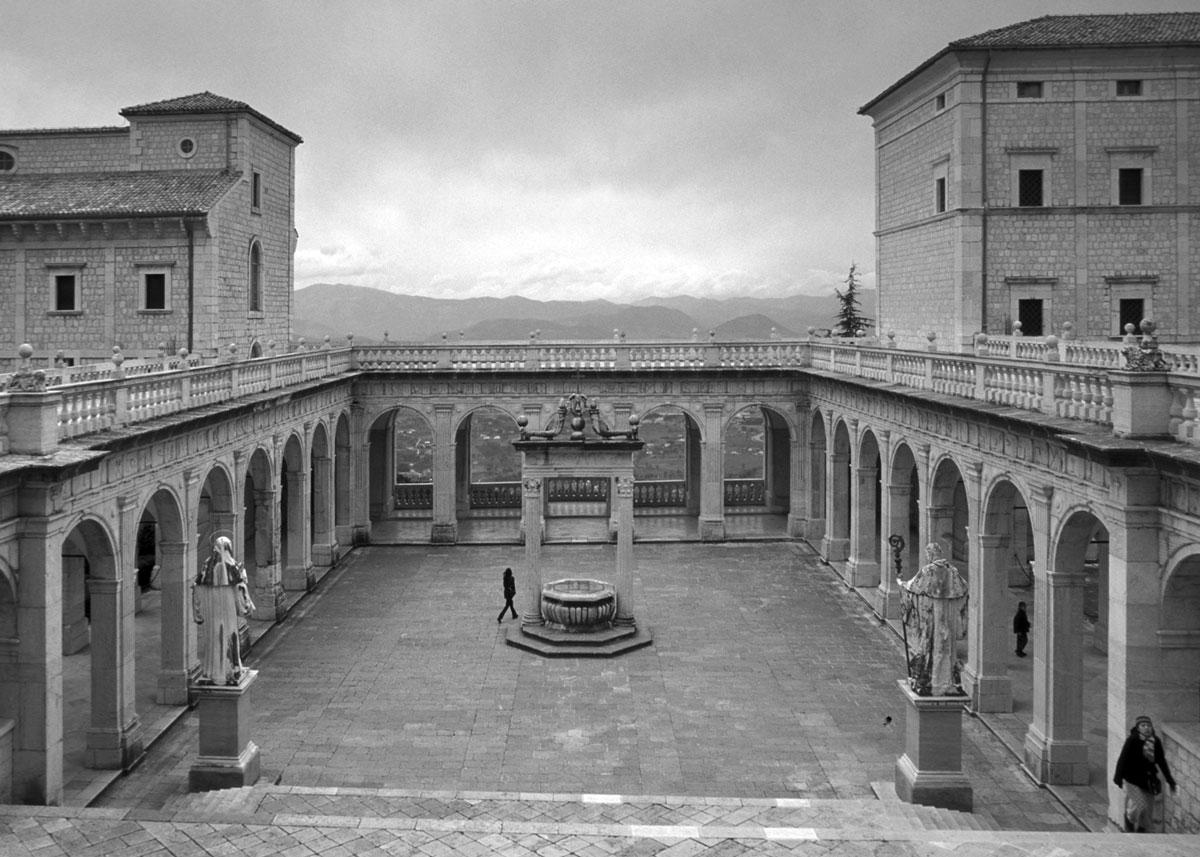 Montecassino Abbey, Cassino